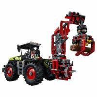 фото Конструктор Lepin Technics 20009 трактор Claas Xerion 5000 Trac VC