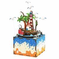 фото 3D конструктор - музыкальная шкатулка Robotime