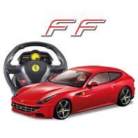фото Радиоуправляемая машина MJX Ferrari FF 1:14, гироруль 2.4G
