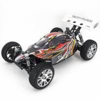 фото Радиоуправляемая багги HSP Planet Off-Road Buggy 4WD TOP 1:8 2.4G красный