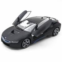 фото Радиоуправляемая машина Rastar BMW i8 Black 1:14