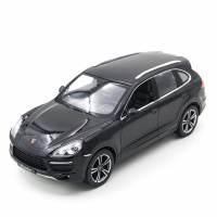 фото Радиоуправляемая машина Rastar Porsche Cayenne Turbo Black 1:14