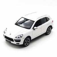 фото Радиоуправляемая машина Rastar Porsche Cayenne Turbo White 1:14