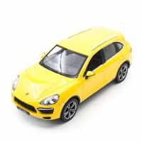 фото Радиоуправляемая машина Rastar Porsche Cayenne Turbo Yellow 1:14