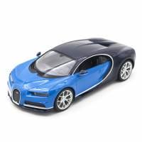 фото Радиоуправляемая машина Rastar Veyron Chiron Blue 1:14