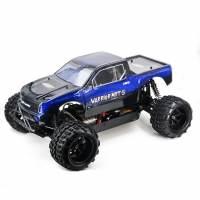 фото Радиоуправляемый внедорожник HSP Sheleton Blue EP Brushless 4WD 1:5 2.4G