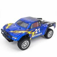 фото Радиоуправляемый внедорожник HSP Desert Rally Car 4WD 1:10 2.4G синий