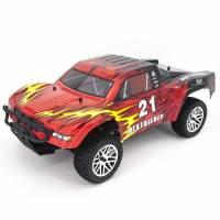фото Радиоуправляемый внедорожник HSP Desert Rally Car 4WD 1:10 2.4G красный