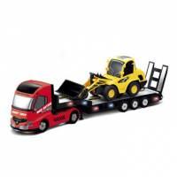 фото Радиоуправляемый грузовик и экскаватор - QY0231A