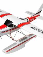 фото Радиоуправляемый самолет Art-tech Cessna 182 400 Class с лыжами 2.4G