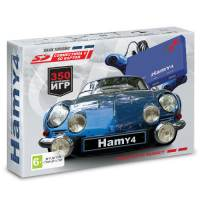 фото Sega - Dendy «Hamy 4» (350-in-1) Gran Turismo Blue