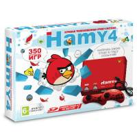 фото Sega - Dendy «Hamy 4» (350-in-1) Angry Birds Red