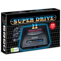 фото Sega Super Drive 2 (105-in-1) Black