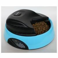 фото Автокормушка для кошек и собак с ЖК дисплеем и емкостью для льда