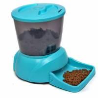 фото Автоматическая кормушка для кошек и мелких пород собак