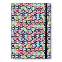 фото Книга для записей А4 Hexagon