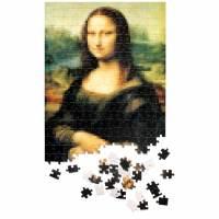 фото Пазл Пикселюс «Мона Лиза»