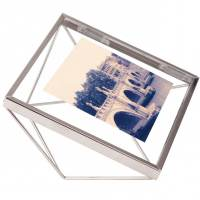фото Фоторамка Prisma 10х10, серебряный