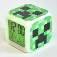 фото Будильник Minecraft Creeper