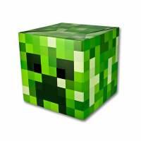 фото Маска Крипера Minecraft Creeper
