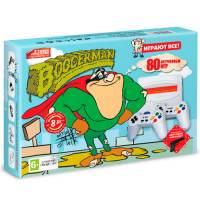 фото Приставка Dendy 8-bit «Boogerman (80-in-1)» (+пистолет)