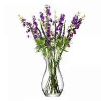 фото Ваза округлая Flower 32 см