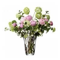 фото Ваза для открытого букета Flower 23 см