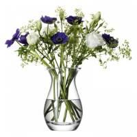 фото Ваза округлая Flower 17.5 см
