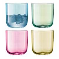 фото Набор из 4 стаканов Polka 420 мл пастельный