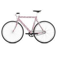 фото Наклейка на раму велосипеда Blossom