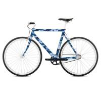 фото Наклейка на раму велосипеда Camouflage