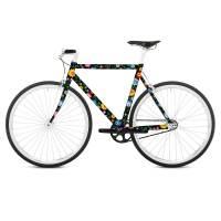 фото Наклейка на раму велосипеда Floretta
