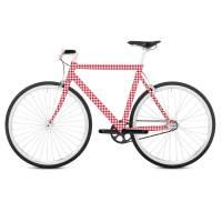 фото Наклейка на раму велосипеда Marie