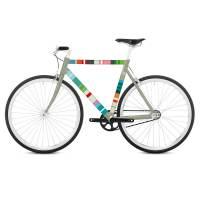 фото Наклейка на раму велосипеда Vabene