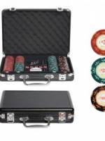 фото Набор для покера Casino Royale на 200 фишек