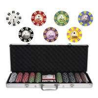 фото Набор для покера Royal Flush на 500 фишек