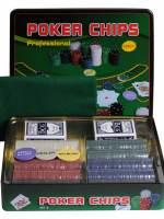 фото Набор для покера Holdem Light на 500 фишек без номинала