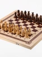 фото Игра три в одном (шахматы, шашки, нарды)