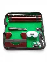 фото Набор для гольфа в тканевом кейсе