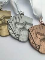 фото Комплект медалей (3 шт)