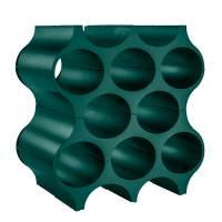 фото Подставка для бутылок SET-UP, зелёная