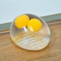 фото Яйцо-антистресс 2 желтка