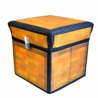 фото Сундук для хранения Minecraft (текстиль)