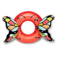 фото Надувной круг «Бабочка», красная