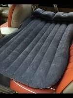 фото Надувной матрас в машину, черный