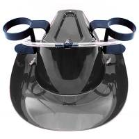 фото Каска с подставками под банки Пивная шляпа Черная