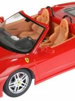 фото Радиоуправляемая машина MJX R/C Ferrari F430 Spider 1:14 - 8503