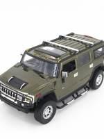 фото Радиоуправляемая машина MZ Hummer H2 Green 1:14 - 2026