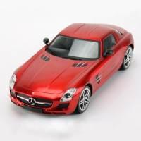 фото Радиоуправляемая машина MZ Mercedes-Benz SLS Red 1:14 - 2024