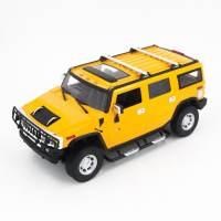 фото Радиоуправляемая машина Hummer H2 Yellow 1:14 - MZ-2026-Y